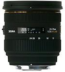 Sigma 24-70mm F 2.8 IF Lens  For Nikon DSLR