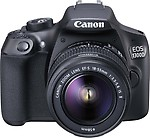 Canon EOS 1300D 18-55 18 MP Digital SLR Camera with 18-55mm ISII Lens