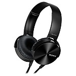 Sony MDR-XB450AP Extra Bass Headphone (International Version U.S. warranty may not apply)