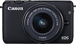 Canon EOS M10 with EF-M 15-45mm IS STM Lens Kit
