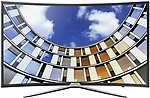 Samsung Series 6 123cm (49 inch) Full HD Curved LED Smart TV (49M6300)