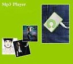 EFFULGENT Good Quality MP3 Player 32 GB MP3 Player 32 GB MP3 Player(Green, 0 Display)