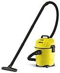 Karcher MV1 1200-Watt Wet and Dry Vacuum Cleaner