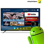 CloudWalker Cloud TV 109cm (43 inch) Full HD LED Smart TV (CLOUD TV 43SF)