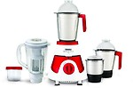 Usha Imprezza Plus MG 3775 750-Watt Mixer Grinder with 5 Jars
