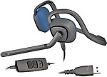 Plantronics Audio 646 DSP Wired Headset