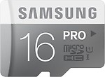 Samsung 16 GB Micro SDHC Pro Memory Card