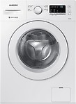 Samsung 6 kg Fully Automatic Front Load Washing Machine  (WW60M206LMW/TL)