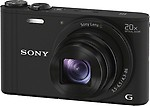 Sony Cyber-shot WX350 Point & Shoot Camera