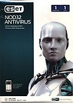 Eset NOD32 Antivirus Version 5 3 PC 1 Year