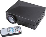 Microware 1000 lm LED Corded Portable Projector