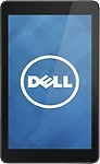 Dell Venue 7 HD Tablet, black