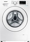 Samsung 8 kg Fully Automatic Front Load Washing Machine  (WW80J4243MW/TL)