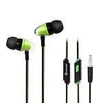 New Woozik Hue 2 Two Tone Noise Isolating Earbud Headphones