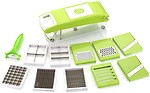 MAK ENTERPRISE Famous Vegetable Multi Chopper - 11 in 1 Slicer & Dicer Grater
