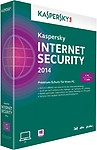 Kaspersky Internet Security 1 Year 2014, multicolor, 1 user