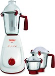 Maharaja Whiteline Joy+ MX-132 600-Watt 3 Speed Mixer Grinder