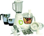Crompton Greaves ACGP-FP 600-Watt Food Processor