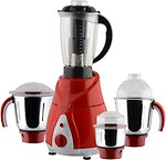 Anjalimix Spectra 1000 Watts 4 Jars 1000 W Mixer Grinder(4 Jars)