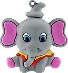 Microware Elephant Shape 16GB Pendrive