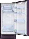 Samsung 198 L Direct Cool Single Door 4 Star (2020) Refrigerator with Base Drawer (Camellia RR21T2H2XCR)