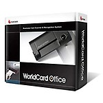 Worldcard Office 6.0 Smallest Business Card Scanner