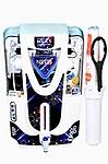 NEXUS SERIES NEXUS PURE JAZZ 1 WHITE ALKALINE 10 L RO + UV + UF + TDS Water Purifier