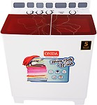 Onida 8.5 kg Semi Automatic Top Load Washing Machine  (S85GC)