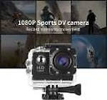 Tricoloursales Ultra HD Action Camera 1080P Sports and Action Camera( 12 MP)