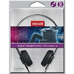 Maxell Canal Type In Ear Headphone Earphone for iPods