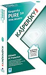Kaspersky Pure 3.0 Total Security 3 PC 1 Year