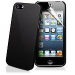 RKA Premium Hybrid Hard Back Case for Apple iPhone 4/4S - Light Pink