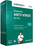 Kaspersky Anti-Virus 2014 1 PC 1 Year