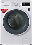 LG 6.5 kg Fully Automatic Front Load Washing Machine  (FHT1265SNW)