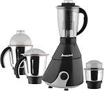 Anjalimix Insta Grey 750 Watts 4 Jars 750 W Mixer Grinder(4 Jars)