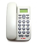 Glive Landline Caller Id KX-T1555 LCD Telephone Corded Phone