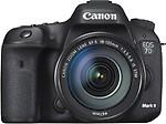 Canon EOS 7D Mark II (Kit with EF-S18-135 mm f3.5-5.6 IS STM) DSLR Camera