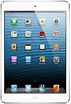Apple iPad Mini 32GB Wi-Fi (White and Silver)