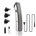 SHAPING HUB Cutting Kit Electric Rechargeable Beard Trimmer Cordless Low Noise Shaver Kids Adult Daily Travel Use