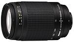 Nikon AF Zoom-NIKK0R 70-300mm f/4-5.6G Lens (4.3x) - Black