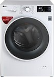 LG 6 kg Fully Automatic Front Load Washing Machine  (FHT1006SNW)