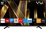 VU 108 cm (43 Inches) Full HD Smart LED TV 43PL (2019 Model)