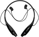 Sytixer Black Bluetooth Headset