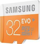 Samsung Evo 32gb 48mbps Memory Card