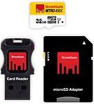 Strontium 32GB Nitro MicroSD Card