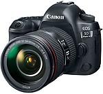 Canon EOS 5D Mark IV 30.4 MP Digital SLR Camera + EF 24-105mm IS II USM Lens Kit
