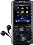 Sony NWZ-E373 4 GB MP4 Player (Black)