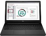 Dell Vostro Core i3 5th Gen - (4 GB/1 TB HDD/Windows 10 Home) Z555306SIN9 3558 Notebook(15.6 inch)