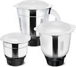 Eveready Glowy DX 500-Watt Mixer Grinder with 3 Jars