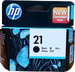 Turbo Refill Kit For Hp 21 Black Ink Cartridge